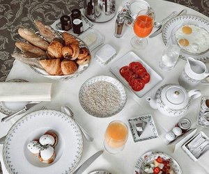 article, breakfast, and knowledge image