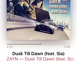 zayn, ️sia, and song image