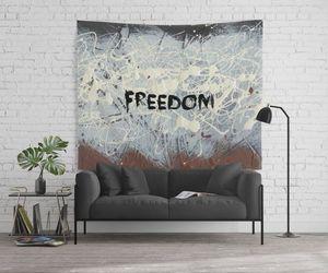 freedom, modern art, and pollock image