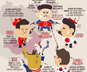 china, Estados Unidos, and crisis image