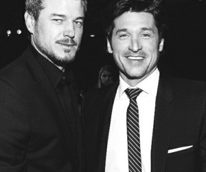grey's anatomy, mcdreamy, and eric dane image