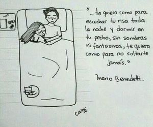 love, frases, and mario benedetti image