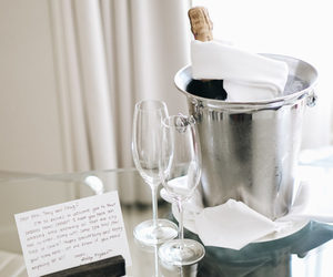champagne, cheers, and travel image