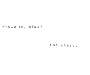 stars, words, and text image