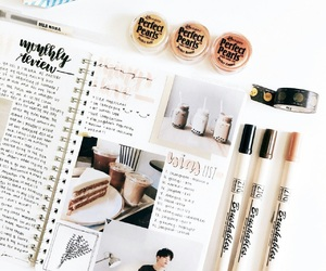 bujo, aesthetic, and inspiration image