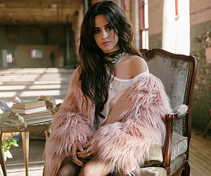 camila cabello, fifth harmony, and bad things image