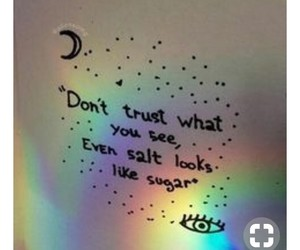 quotes, rainbow, and tumblr image
