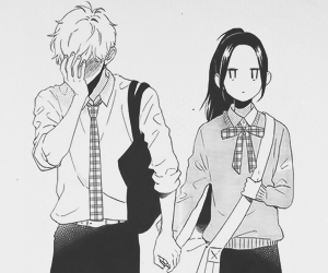 manga, anime, and hirunaka no ryuusei image