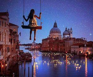 Dream, italy, and lantern image