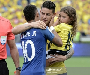 james, neymar, and futbol colombiano image