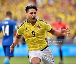 radamel falcao, futbol colombiano, and seleccion colombia image