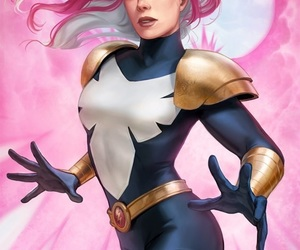 songbird, Marvel, and art image