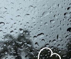 rain and ariana grande image