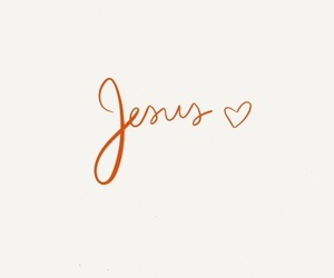 jesus, love, and god image