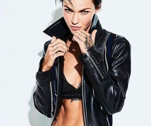 ruby rose and model image