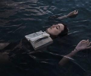 alternative, floating, and night image