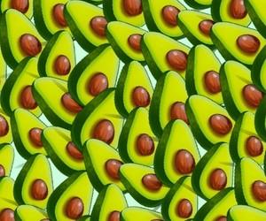 avocado, girly, and green image