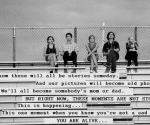 quotes, the perks of being a wallflower, and life image