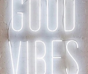 good vibes, light, and vibes image