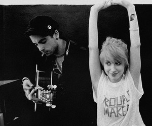artists, band, and hayley image