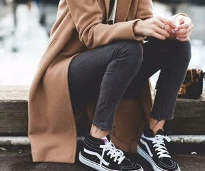 black, brown, and style image