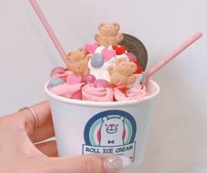 ice cream, kawaii, and japan image