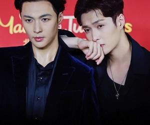 exo, zhang, and exom image