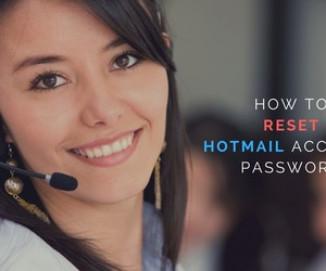 hotmail customer support, hotmail customer service, and recover hotmail password image