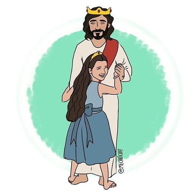 article and jesus image