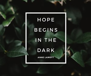 quotes, dark, and green image