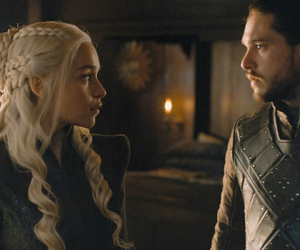 game of thrones, gif, and jon snow image