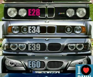 bmw, car, and series 3 image