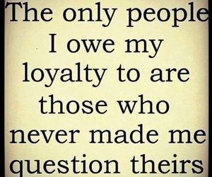 quotes, loyalty, and people image