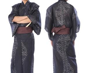 msarah, yukata male, and tokyko japan image