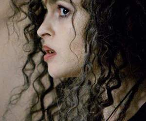 bellatrix lestrange, harry potter, and bellatrix image