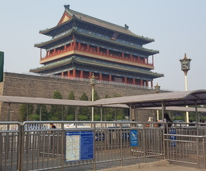 adventure, asia, and beijing image