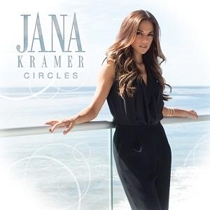 jana kramer and circles image
