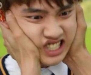 exo, memes, and kyungsoo image