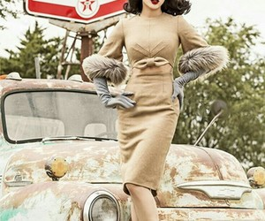 30s, car, and 40s image