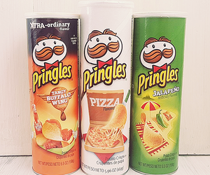 chips, food, and pringles image