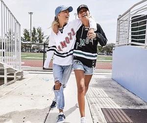 girls, summer, and instagram image