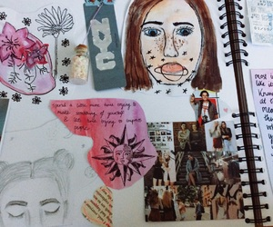 scrapbook and tumblr image