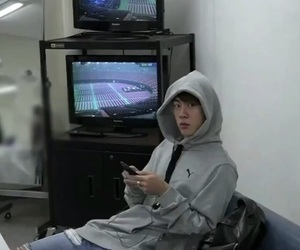 jin, bts, and icon image