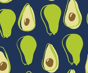 avocado, background, and wallpaper image