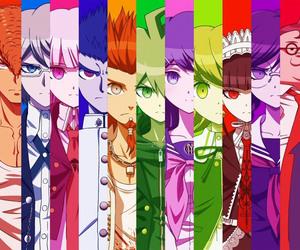 danganronpa, anime, and dangan ronpa image