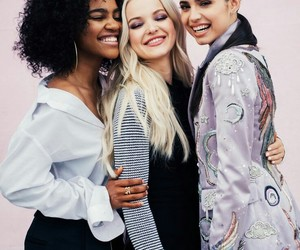 dove cameron, china anne mcclain, and sofía carson image