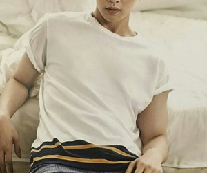 handsome, magazine, and yixing image