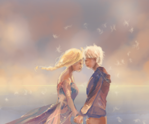 amoureux, jack frost, and mignon image