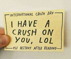 crush, random, and tumblr image