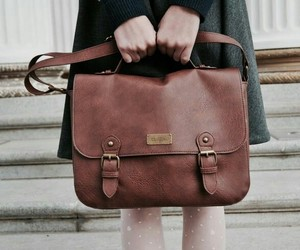 vintage, bag, and aesthetic image